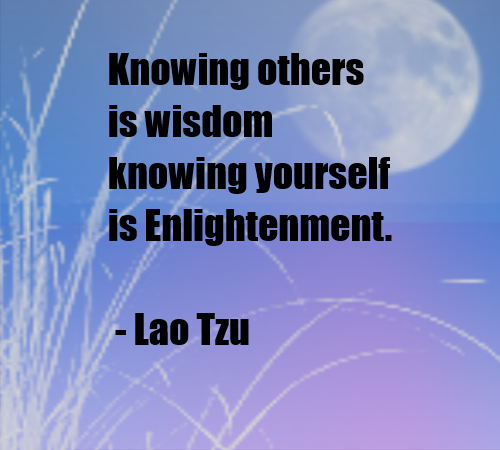 Knowing Others Is Wisdom