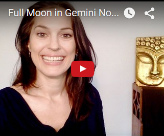 Full Moon in Gemini 25th November 2015